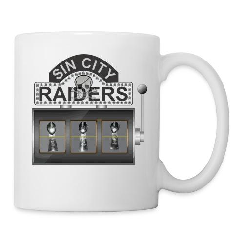 Sin City Raiders slots cup - Coffee/Tea Mug