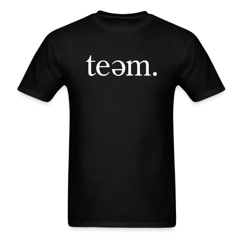 tEAm Shirt (Men) - Men's T-Shirt