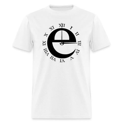 Classic Clock (Men) - Men's T-Shirt