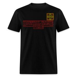 Digital Game Time Staff Strange - Men's T-Shirt