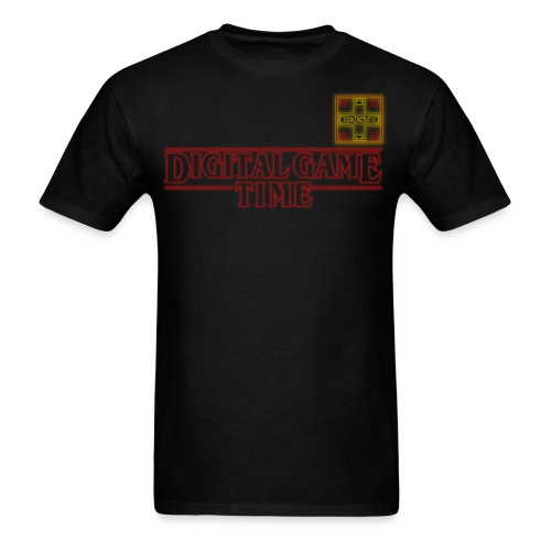 Digital Game Time Staff Strange - Men's T-Shirt