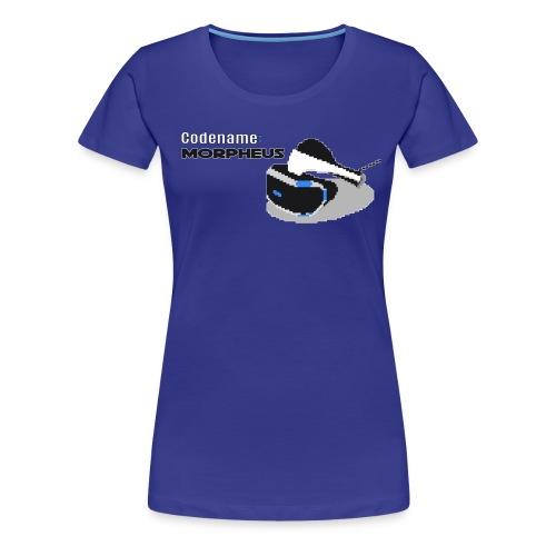 Codename Morpheus Womens Shirt - Women's Premium T-Shirt