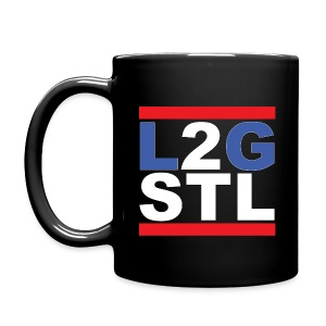 RUN STL Mug - Full Color Mug