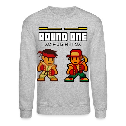 Fight! - Crewneck Sweatshirt