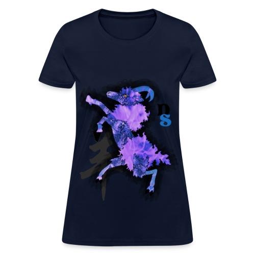 Ram Zodiac:Tanngnjóstr - Women's T-Shirt