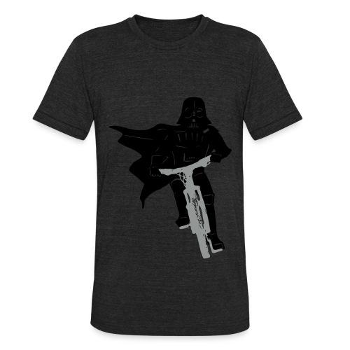 Biker Vader - Unisex Tri-Blend T-Shirt