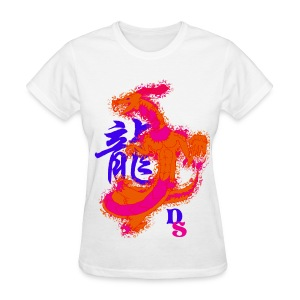 Dragon Zodiac: Mystical - Women's T-Shirt