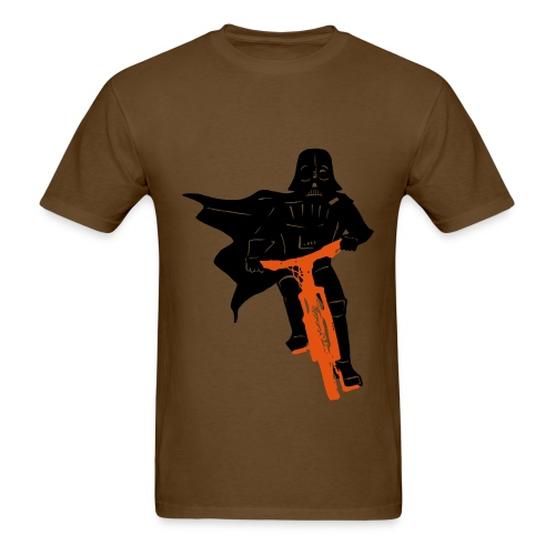Biker Vader - Men's T-Shirt