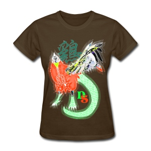 Rooster Zodiac: Cockatrice  - Women's T-Shirt