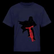 Kids' Shirts ~ Kids' T-Shirt ~ Biker Vader
