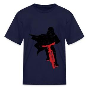 Biker Vader - Kids' T-Shirt