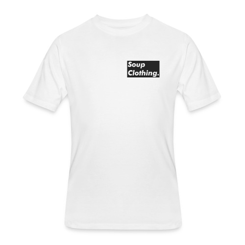 Soup Clothing Tee - Men's 50/50 T-Shirt