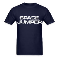 T-Shirts ~ Men's T-Shirt ~ Space Jumper T Shirt