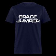 T-Shirts ~ Men's T-Shirt ~ Space Jumper T Shirt