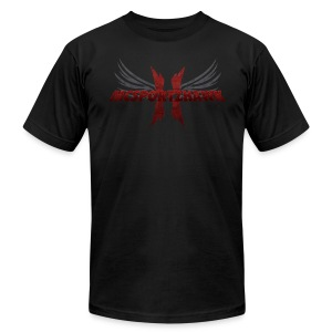 Mcsportzhawk Wings  - Men's Fine Jersey T-Shirt