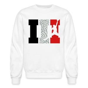 III SweatShirt - Crewneck Sweatshirt