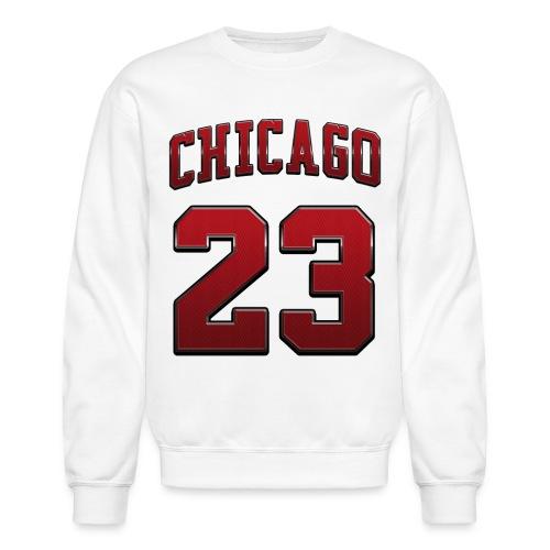 Chicago 23 SweatShirt - Crewneck Sweatshirt