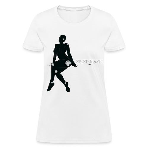 'Electric Lady' Enchant Tee - Women's T-Shirt