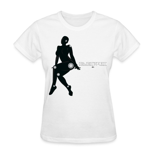 'Electric Lady' Enchant Tee - Women's T-Shirt