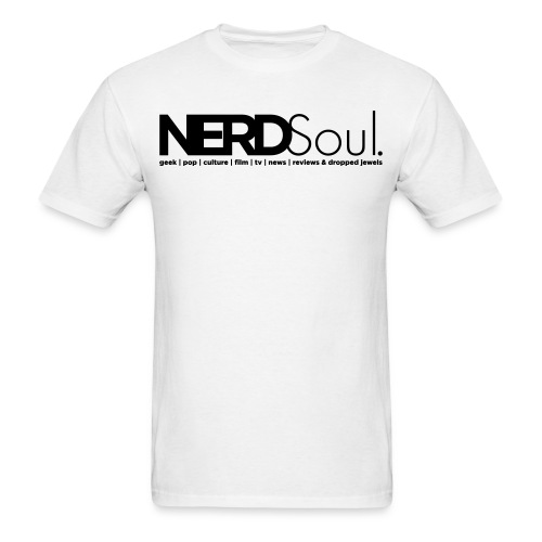'NERDSoul' Tee - Men's T-Shirt