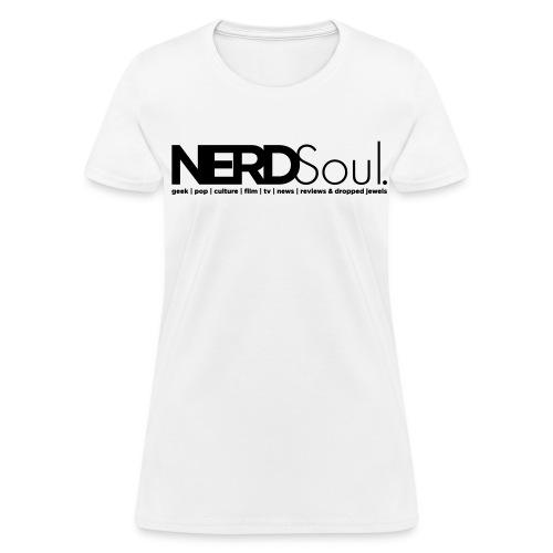'NERDSoul' Women's Tee - Women's T-Shirt
