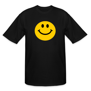 Yellow Smiley Face T-Shirts