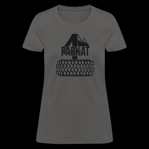 4Parkat Tire - Women's T-Shirt