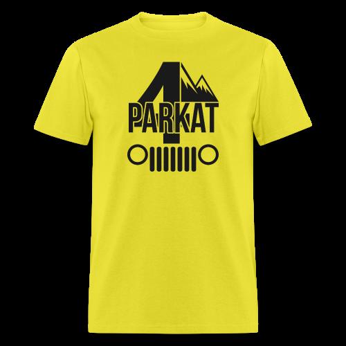 4Parkat Jeep - Men's T-Shirt