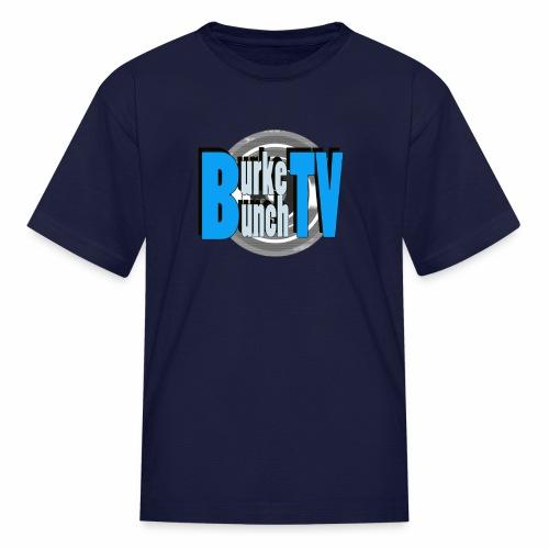Kids'  Burke BunchTV Circle Logo - Kids' T-Shirt