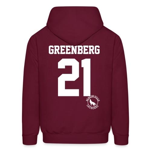 Greenberg 21 - Hoodie - Men's Hoodie