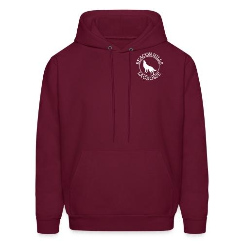 Beacon Hills Lacrosse - Hoodie (S Logo) - Men's Hoodie