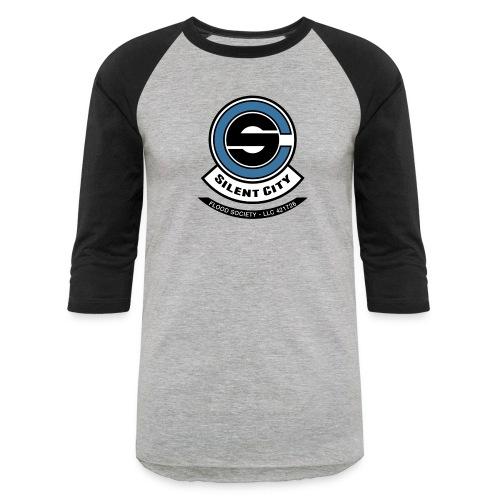 SILENT CITY SHIRT - Baseball T-Shirt
