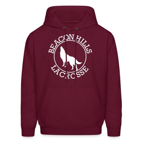 Beacon Hills Lacrosse - Hoodie (XL Logo) - Men's Hoodie