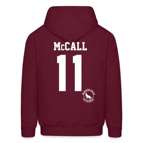 McCALL 11 - Hoodie - Men's Hoodie
