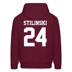 STILINSKI 24 - Hoodie (S Logo, NBL) - Men's Hoodie