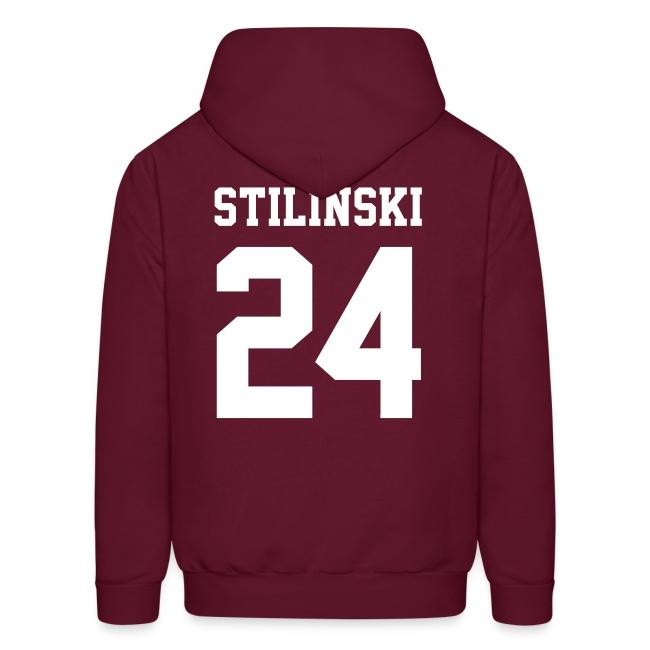 """STILINSKI 24"" - Hoodie (S Logo, NBL)"