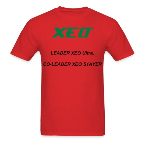TeamXEO Standard Weight T-Shirt - Men's T-Shirt