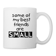 Mugs & Drinkware ~ Coffee/Tea Mug ~ small club small mug