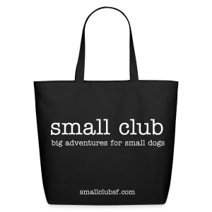 small club small bag - Eco-Friendly Cotton Tote