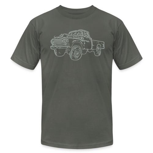 Gnarly Truck Tee - Men's Fine Jersey T-Shirt