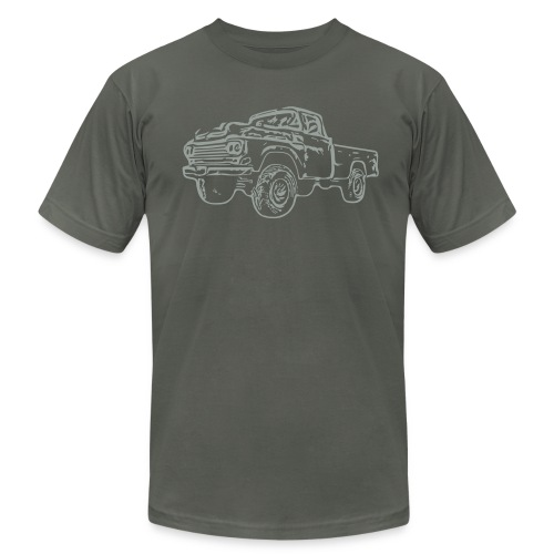 Gnarly Truck Tee - Men's  Jersey T-Shirt