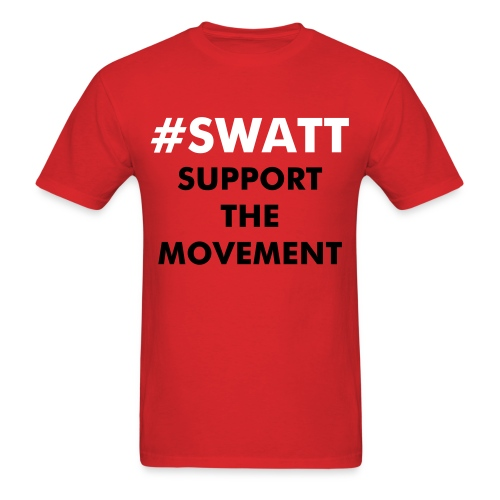Support The Movement Tee - Men's T-Shirt