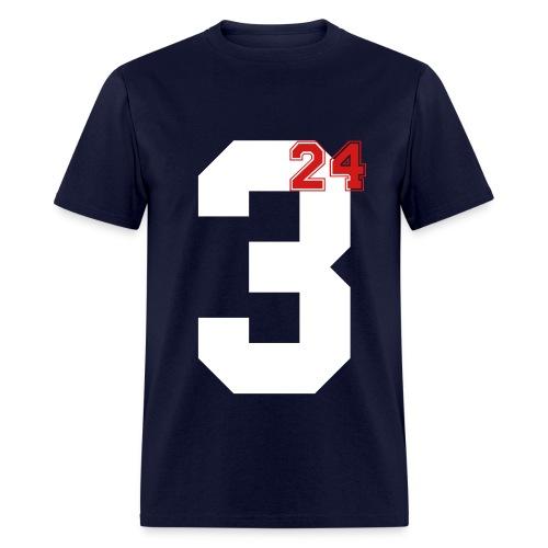 red 24 - Men's T-Shirt