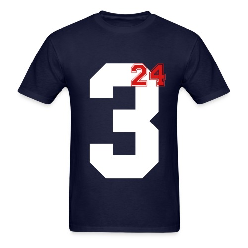 red 24 - Men's T-Shirt