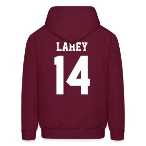 LAHEY 14 - Hoodie (S Logo, NBL) - Men's Hoodie