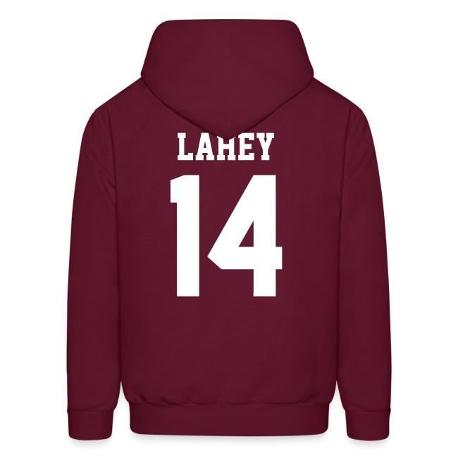 """LAHEY 14"" - Hoodie (S Logo, NBL)"