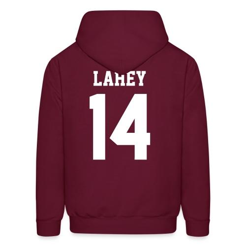 LAHEY 14 - Hoodie (XL Logo, NBL) - Men's Hoodie