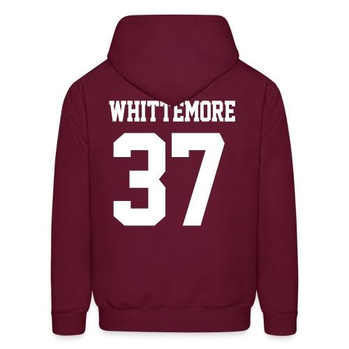 WHITTEMORE 37 - Hoodie (XL Logo, NBL) - Men's Hoodie