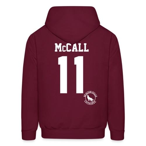 McCALL 11 - Hoodie (S Logo) - Men's Hoodie