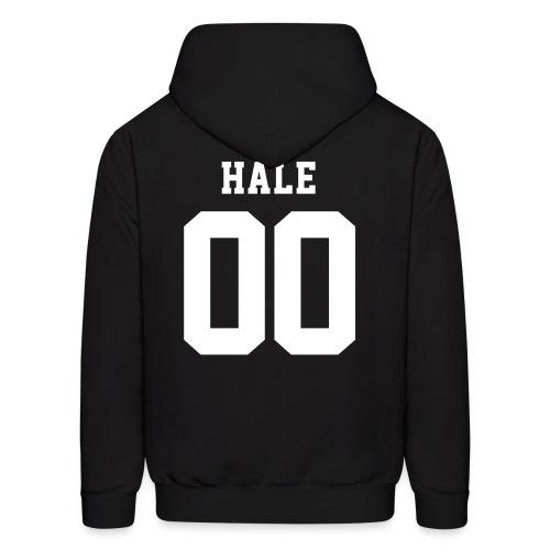 HALE 00 - Hoodie (XL Logo, NBL) - Men's Hoodie